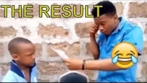 Video: THE RESULT   (COMEDY SKIT) | Latest 2018 Nigerian Comedy